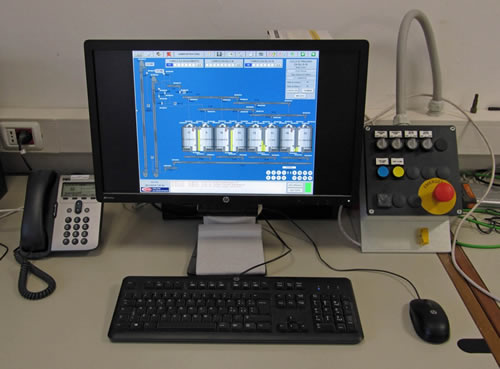 upgrade PLC Scada Asti